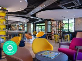 Campanile Hotel & Restaurant Amsterdam Zuid-Oost, pet-friendly hotel in Amsterdam