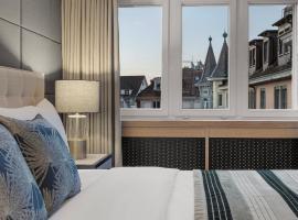 Boutique Hotel Wellenberg, hotel in Zurich