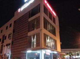 Sp Central Hotel, hotel in Sungai Petani