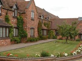The Pear Tree Inn & Country Hotel, hotel near Oliver's Mount, Worcester