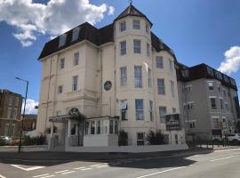 Capital One Hotel, hotel in Bournemouth