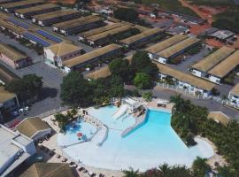 Lacqua diRoma e Jardins Acqua Parque, holiday home in Caldas Novas
