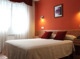 Hotel Rego Foz, hotel in Foz