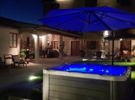 Rooms & Apartment STELIO, vacation rental in Loborika