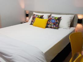 Aero Inn Hotel, hotel in Uberlândia