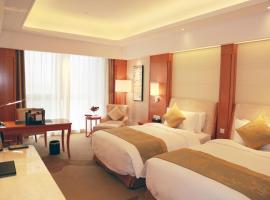 Huaguoshan Hotel, hotel in Lianyungang