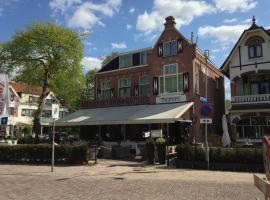 Hotel van Renenpark, hotel in Bergen
