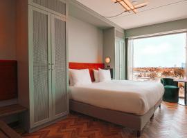 Olympic Hotel, отель в Амстердаме, рядом находится Museum Ons' Lieve Heer op Solder
