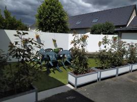 Appartement Châteauroux, 3 pièces, 4 personnes - FR-1-591-191, hotel near Chateauroux-Centre Airport - CHR,