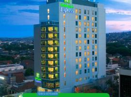 Holiday Inn Express Semarang Simpang Lima, an IHG Hotel, hotel in Semarang