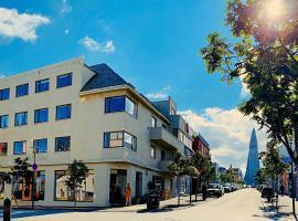 Skólavörðustígur Apartments, íbúð í Reykjavík