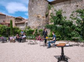 Hôtel Les Remparts de la Cité - Carcassonne, hotel near Carcassonne Golf Course, Carcassonne