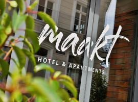 maakt Hotel, hotel in Stralsund