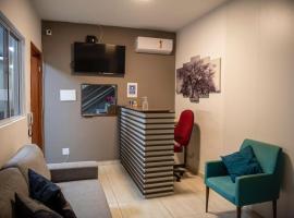 Hotel Numaz, serviced apartment in Sao Paulo