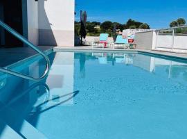 Lagrange Apart'Hôtel Les Jardins d'Olympie, hotel in Antibes