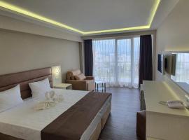 Hotel Sunny、ソゾポルのホテル