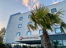 Best Western Plus Evreux Palais Des Congrès, accessible hotel in Évreux