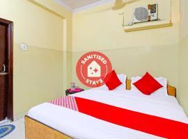 OYO 79416 Hotel Maharani Residency, hotel near Agra Airport - AGR, Agra