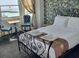 New Madeira Seafront Hotel, hotel in Brighton & Hove
