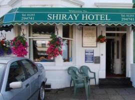 Shiray Hotel, hotel near Blackpool Pleasure Beach, Blackpool
