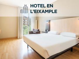 Ilunion Auditori, hotel in Eixample, Barcelona