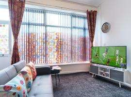 Favour Spacious Inn By JESOUTH, hotel in Hull
