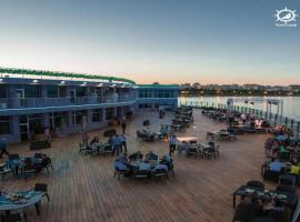 Deniz Baku yacht hotel, hôtel à Baku