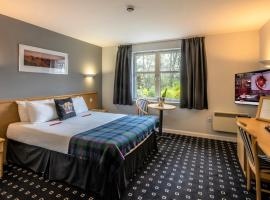 Pinehurst Lodge Hotel - Aberdeen, hotel near Tolquhon Castle, Dyce