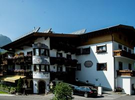 Appartements Al Castagno, budget hotel in Ehrwald