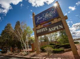 Hotel Aspen Flagstaff/ Grand Canyon InnSuites, hotel in Flagstaff