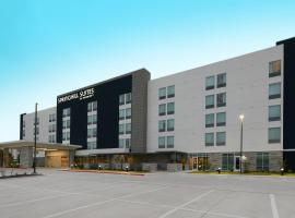 SpringHill Suites Dallas DFW Airport South/CentrePort, hotel in Fort Worth