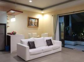 Vimalla Hills Villa with 2 bedrooms, villa in Bogor