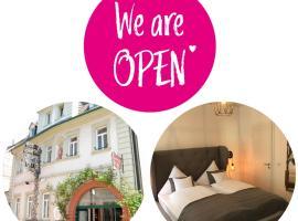 Hotel Glockenhof, hotel in Eltville
