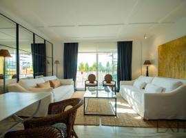 Amazing penthouse in Marbella, hotel in Marbella