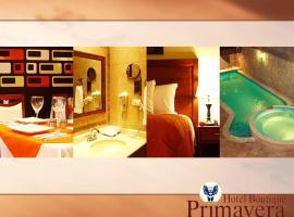 HOTEL PRIMAVERA BOUTIQUE, hotel in San Pedro Sula