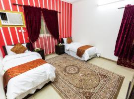 العييري للوحدات السكنية المفروشة الباحة 2, apartamento em Al Baha
