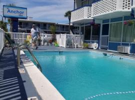 The anchor hotel, hotel near Dragon s Lair Fantasy Golf, Myrtle Beach