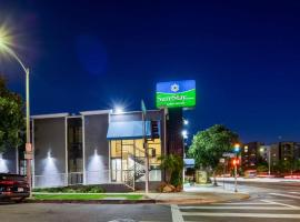 SureStay Hotel by Best Western Beverly Hills West LA, hotel in Los Angeles