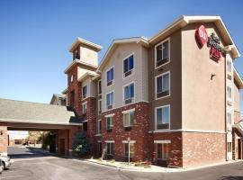 Best Western Plus Gateway Inn & Suites - Aurora, hotel near Denver Museum of Nature and Science, Aurora