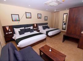 Anna Residency, hotel near Pondicherry Airport - PNY, Pondicherry