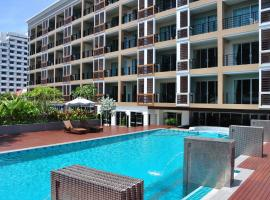 August Suites, three-star hotel in Pattaya Central
