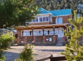 У Михалыча, pet-friendly hotel in Bol'shoye Goloustnoye
