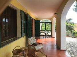 Rocca di Corno Guest House, apartment in Finale Ligure