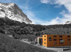 Eiger Lodge Chic, hotel in Grindelwald