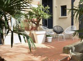 Chacun son rêve, villa in Narbonne