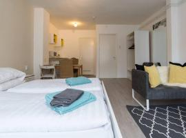RedLight District Private Smokers Friendly Studio, apartment in Amsterdam