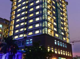 Hotel Grand United - Ahlone Branch, hotel in Yangon