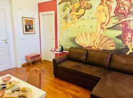 RarityArt minihotel, family hotel in Salerno
