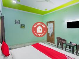OYO 79942 Krishna Residency, hotel en Faridabad
