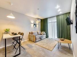 OАЗИС Apartaments, hotel in Anapa